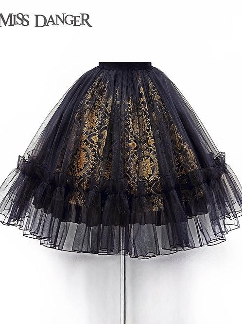 """""""Royal Heart"""" skirt"""