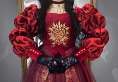 Royal Heart dress