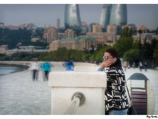 Баку. Городские зарисовки.