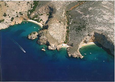 most beautiful beaches on Krk island
