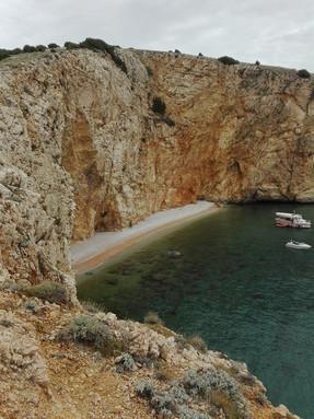 golden beach, Wild bays