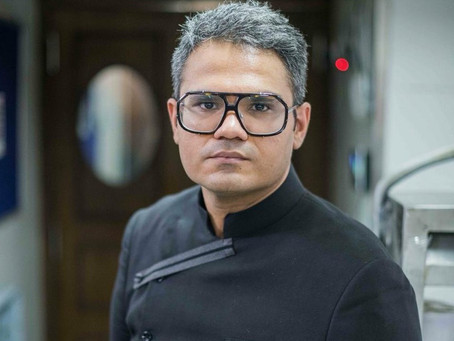 In conversation with Tarun Sibal,        Founder and Chef, Titlie Goa