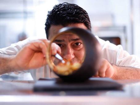 Indian Accent & Chef Manish Mehrotra