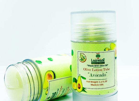 Olive Oil Lotion in Tube (Avocado)