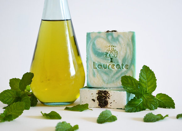 Mint Water Olive Oil Soap