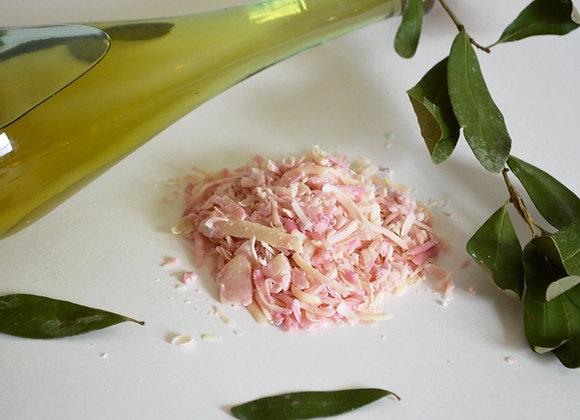 Silk Cherry Olive Soap Shreds
