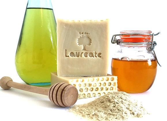 Oatmeal & Honey Olive Oil Soap