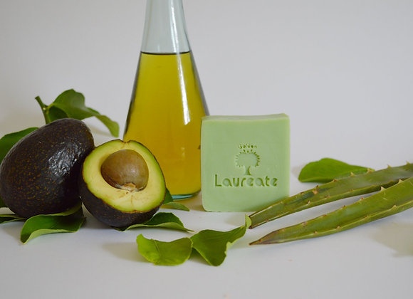 Avocado & Aloe Olive Oil Soap