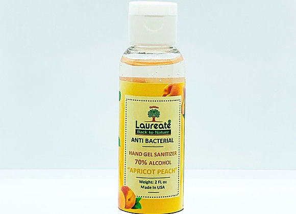 Hands Gel Sanitizer (Apricot Peach)