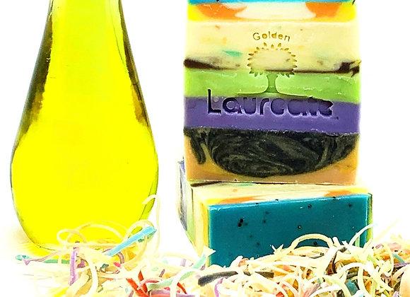 Celebration Olive Oil Soap
