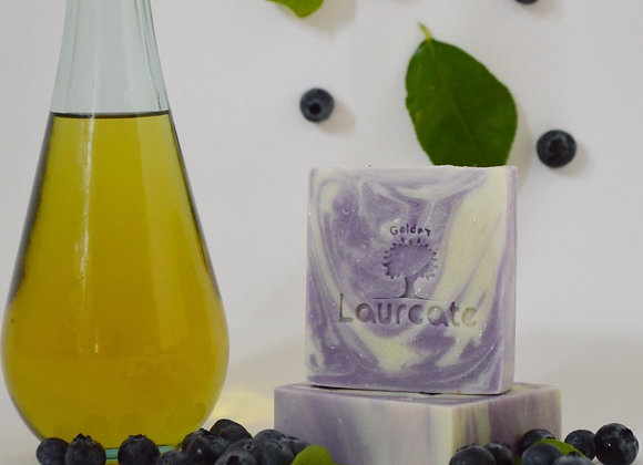 Blueberry Olive Oil Soap