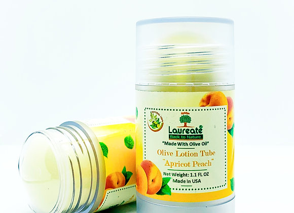 Olive Oil Lotion in Tube (Apricot Peach)