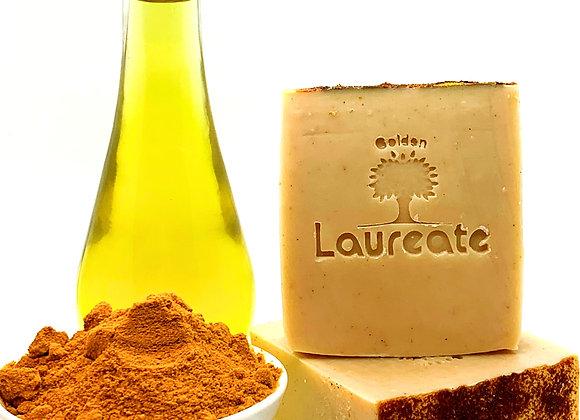 Turmeric Powder Olive Oil Soap