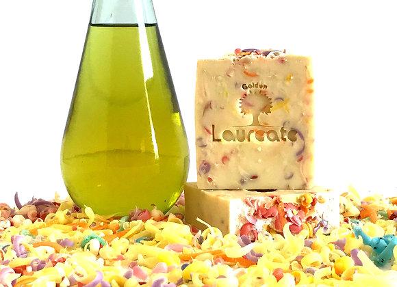 Rainbow Olive  Oil Soap