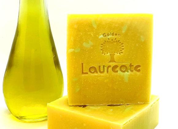 Lemongrass Olive Oil Soap