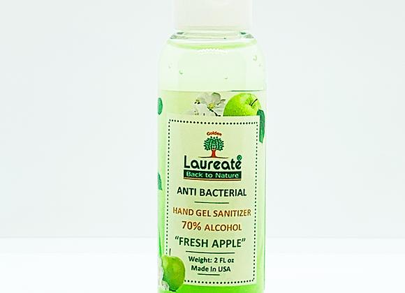 Hands Gel Sanitizer (Fresh Apple)