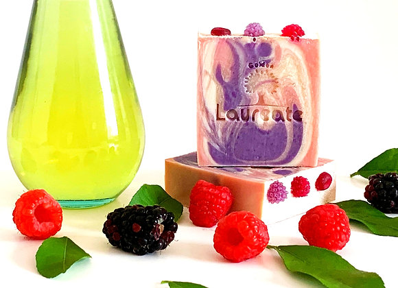 Mixed Berries Olive Oil Soap