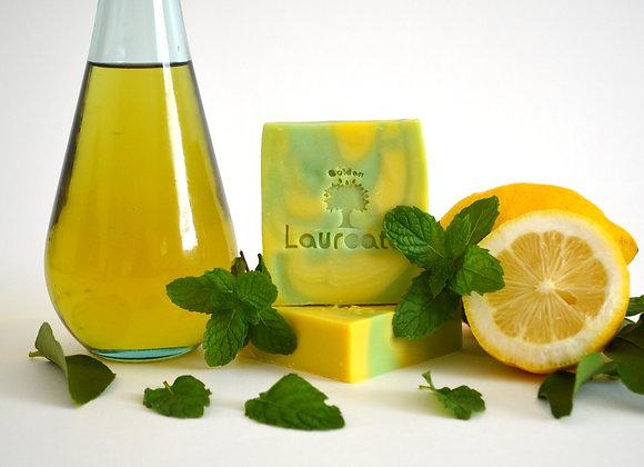 Key lime Olive Oil Soap