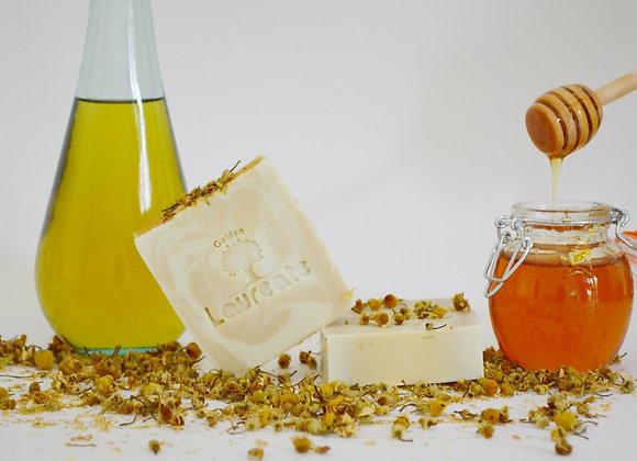 Chamomile & Honey Olive Oil Soap
