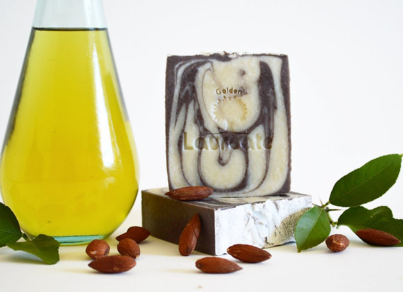 Almond Olive Oil Soap
