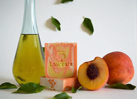 Peach Oil Olive Oil Soap