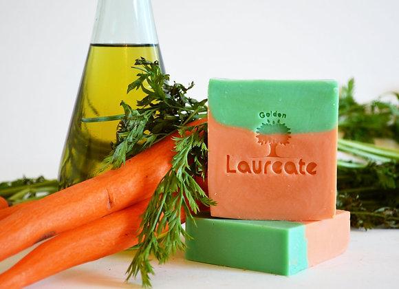 Carrot Olive Oil Soap