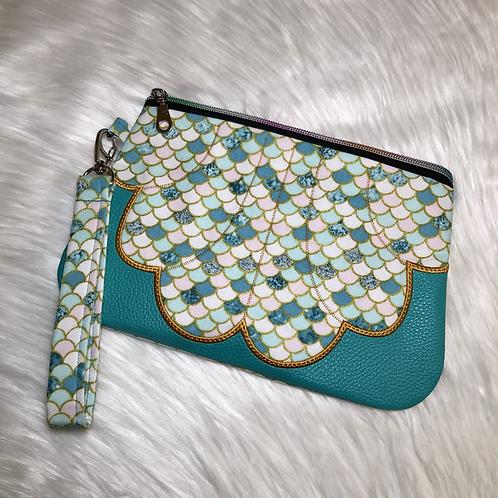 The Seashell Bag (Teal)
