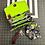 Thumbnail: Floral Clutch Wallet & Mask Set