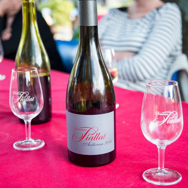 Aestivum 2016, el secundario vino rojo