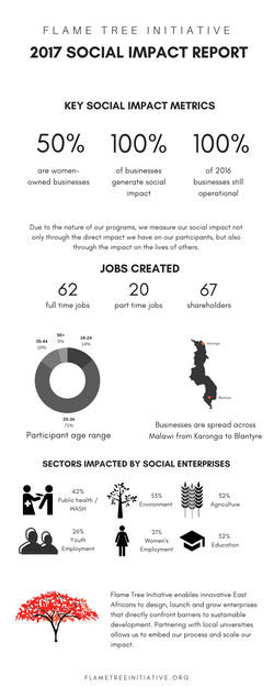 2017 Social Impact Report on white page.
