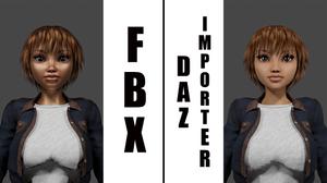 Daz to Blender 2 8 Comparison