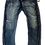 Thumbnail: Mens One Teaspoon Mr Golds Jeans, Low Slung, Relaxed Fit (HFOT-19223A)