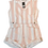 Thumbnail: Womens One Teaspoons Candy Stripe Safari Overalls (HFOT-23074)