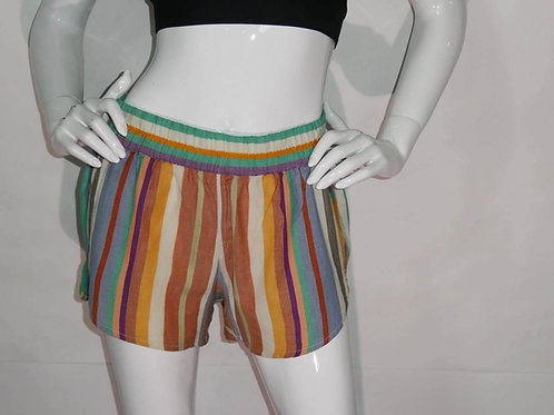 Kavu Womens Aberdeen 100% Cotton Summer Shorts (ELAV-KA6059-1125)