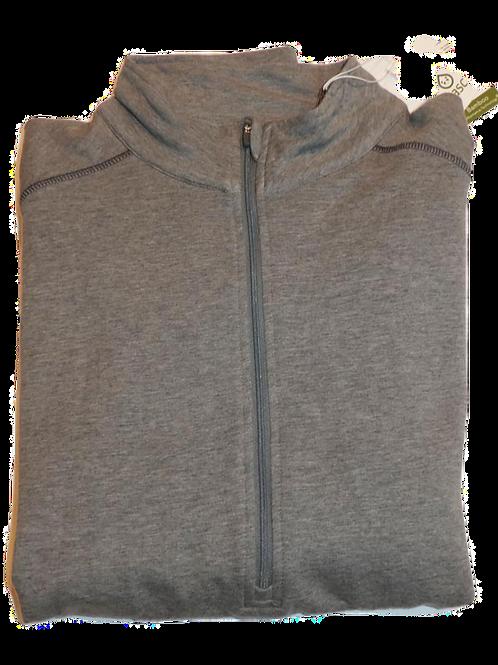 Tasc Performance Mens Tahoe II Fleece Half Zip Jacket (ELAV-TM453)