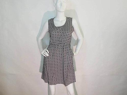 Kavu Womens Simone Black Prism Summer Dress (ELAV-KA681-747)