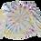 Thumbnail: Womens Generation Love Penelope Silk Tie Dye Puff Sleeve Blouse (HFGL-SP20199)