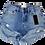 Thumbnail: Womens One Teaspoon High Waist Bandit Shorts (HFOT-22965)