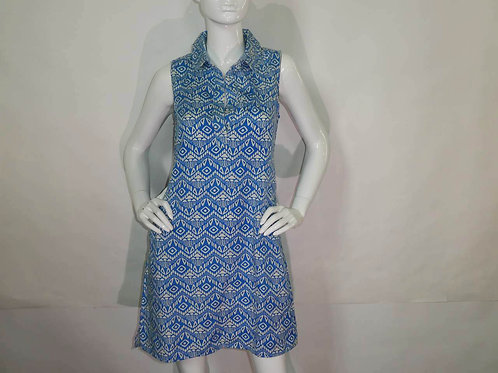 Kavu Womens Zillah Batik Breeze Dress with Front Pockets  (ELAV-KA6050-918)