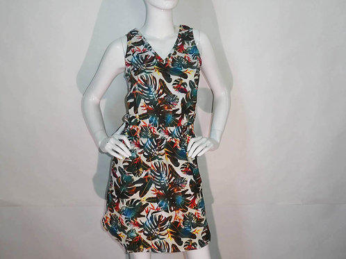 Kavu Womens Ensenada Front Pocket Island Canopy Dress (ELAV-KA6095-1170)