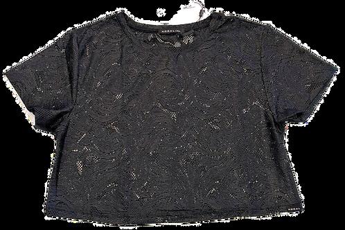 Womens Koral Terrian Plutone Crop Top (HFKOR-A6247A01)