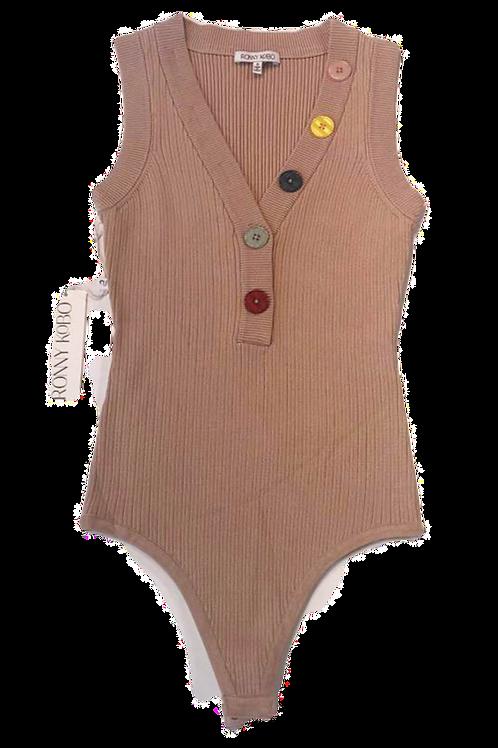 Womens Ronny Kobo Killi Bodysuit (HFRK-864011OMB)