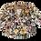 Thumbnail: Womens Generation Love Kenzie Silk Wrap Blouse (HFGL-SP20237)