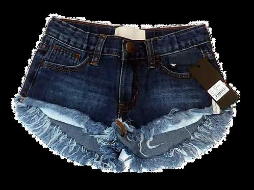 Kids One Teaspoon Bonita Low Waist Denim Shorts (HFOT-21827)