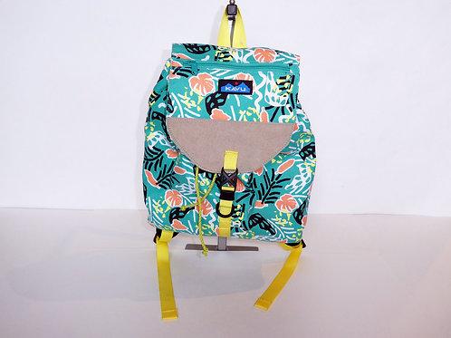 Kavu Satchel Pack Jungle Party Backpack (ELAV-922-1179)