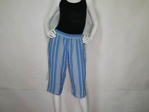 Kavu Womens Kiki Oasis Stripe Beach Crop Pants (ELAV-KA6105-910)