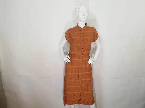 Kavu Womens La Paz Sleeveless Button-up Dress (ELAV-KA6100-1133)