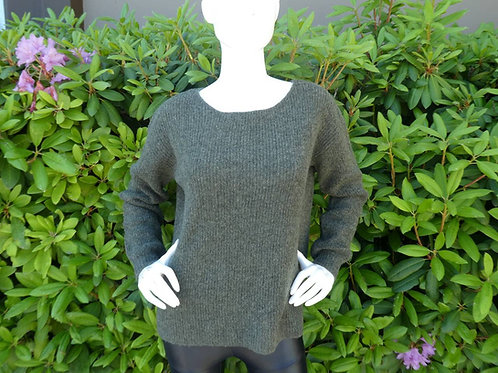 Womens One Grey Day Forest Sweater (HFOGD-35OGD861)