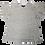 Thumbnail: Womens Generation Love Luna Perals Cold-Shoulder Linen top  (HFGL-JU18211)
