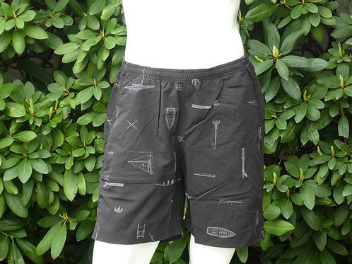 Kavu Mens Adrift Casual Shorts or Swim Shorts - Quick Dry (ELAV-KA480-686)
